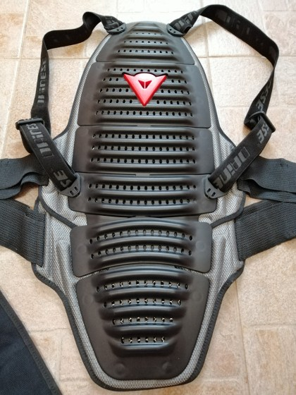 Dainese 'Wave' level 2 back protector